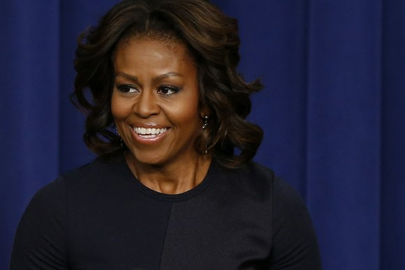 """<div><p>WASHINGTON (AP) — Michelle Obama turned 50 on Friday and promptly showed off her AARP card.</p><p>""""Excited to join Barack in ..."""