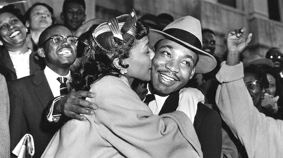 As Valentine's Day approaches, during Black History Month, it seems appropriate to take a look at African American couples that ...