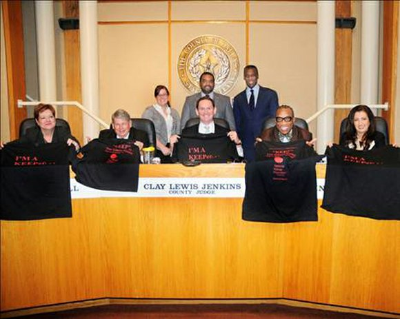 In recognition of World Kidney Day on March 14 and National Kidney Month this March, the Dallas County Commissioners Court ...