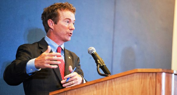 Rand Paul, the conservative Republican senator from Kentucky, tried last week to pave the way for Blacks to vote for ...