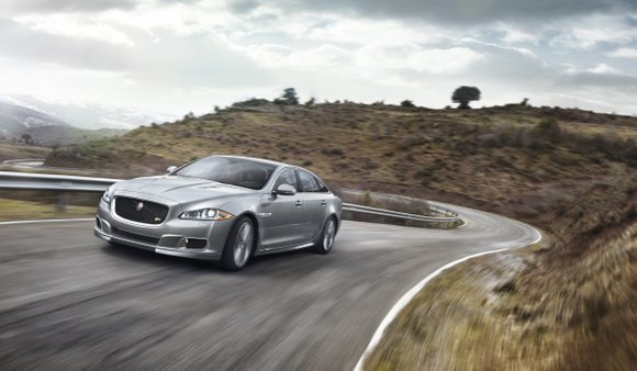 Iconic British carmaker Jaguar wants the world to know that it's making money and growing.