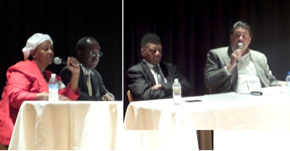 The last round of Monday Night Politics-Meet the Candidates was held on April 22 at the African American Museum. This ...