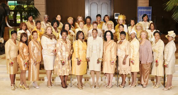 The South Dallas Business and Professional Women's Club Inc. celebrated its 50th V. Alyce Foster Trailblazer Awards Luncheon on April ...