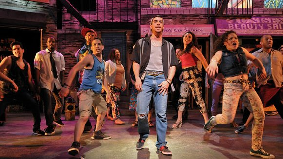 "SpeakEasy Stage Company is presenting a lively Boston premiere of ""In the Heights"" through June 30 in the Stanford Calderwood ..."