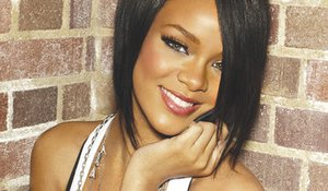A man was in custody today for allegedly trespassing at Rihanna's house in Pacific Palisades.