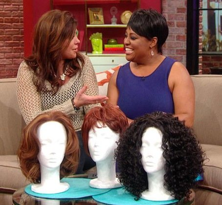LUXHAIR™ NOW for Sherri Shepherd™ is a wig collection created to reflect the magnetic personality of Daytime Emmy® Award Winner, ...