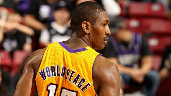 Professional basketball player Metta World Peace will speak at the 7th International Conference on Social Work in Health and Mental ...