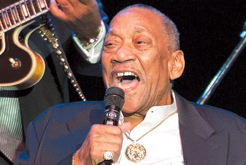 "Singer Bobby ""Blue"" Bland has died at the age of 83, his son said Monday.Bland's son Rodd told CNN that ..."