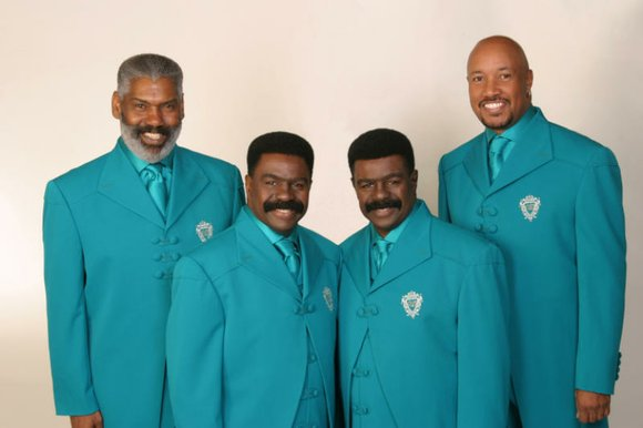 They may be called The Whispers, but quiet as it's kept for the past 50 years this soul vocal group's ...
