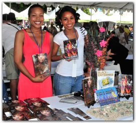 The seventh annual Leimert Park Village Book Fair will feature a special tribute to the 1960s beginning at 10 a.m., ...