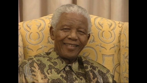 I have never met Nelson Mandela, but we have had many conversations.