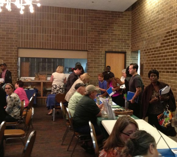 More than 100 people from throughout Will County attended the Crest Hill, Joliet & Lockport Housing Expo held this past ...