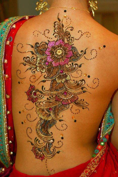 Fda Warns Of Black Henna Temporary Tattoos The Times Weekly
