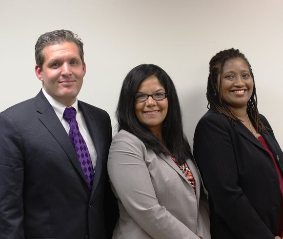 The Joliet Grade School Board of School Inspectors appointed three new principals for the 2013-2014 school year to replace three ...