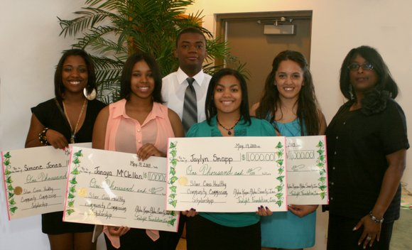 The Silver Cross Healthy Community Commission has allocated $6,000 worth of scholarships to the Joliet Area Kappa Mu Omega Alumnae ...
