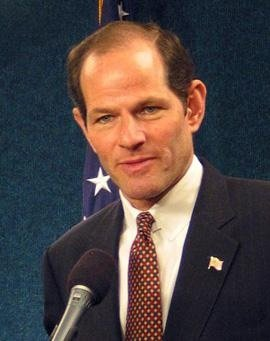 Former-governor-turned-city-comptroller-hopeful Eliot Spitzer touts equal treatment for all races in his campaign's TV ads, but three Black former doormen of ...