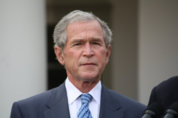 Former President George W. Bush, 67, underwent a procedure Tuesday morning to have a stent placed in his heart one ...