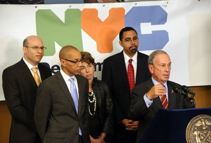 Well, the scores are in. Mayor Michael Bloomberg's decade-plus of dabbling in the New York City public school system has ...
