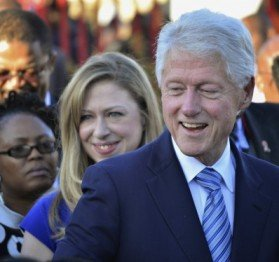 Aug. 13 (GIN) – Former President Bill Clinton, on an African tour with daughter Chelsea, praised the Rwandan government lead ...