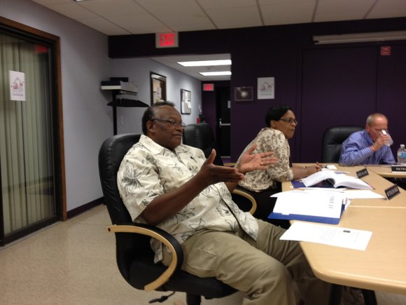 Ralph Bias resigned from his seat on the Housing Authority of Joliet board Wednesday at the urging of the U.S. ...