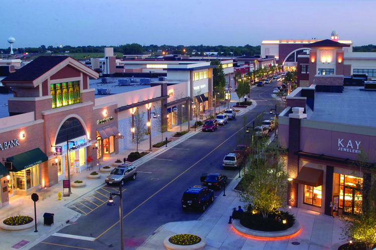 Forest City Enterprise The Company That Owns Promenade Ping Mall In Bolingbrook Has Put