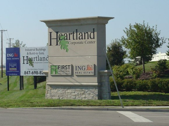 The Heartland Corporate Center in Shorewood is growing. Village trustees approved a plan to add a new 750,000 square foot ...