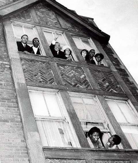 On January 26, 1966, Dr. Martin Luther King Jr. moved with his wife Coretta and their four children to a ...