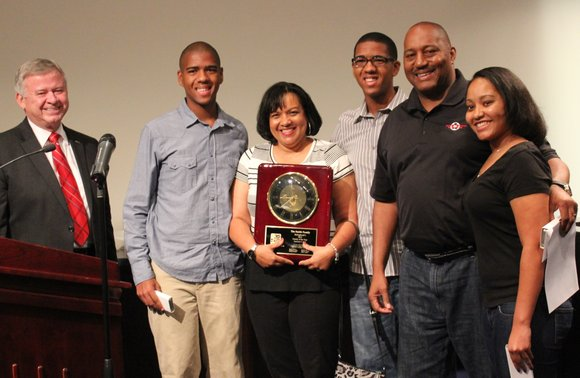 """A family with deep Valley View School District 365U roots has been named Bolingbrook's """"Citizen Family of the Year."""""""
