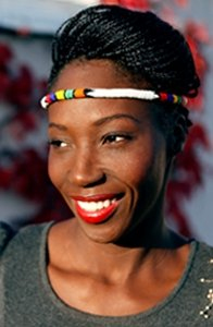 Senegalese designer Adama Amanda Ndiaye makes her debut at Mercedes Fashion Week in Berlin.