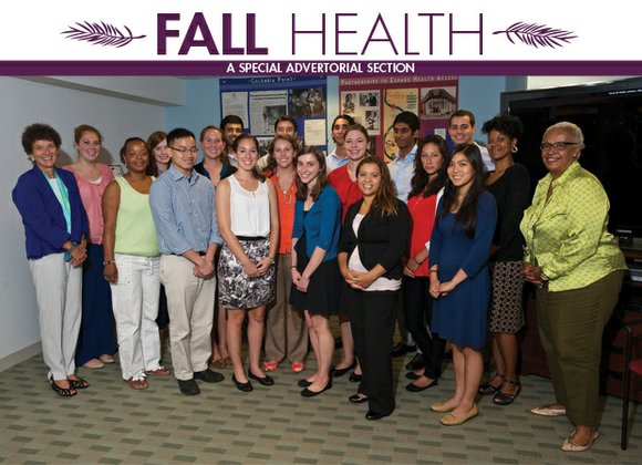 This fall, 18 individuals are beginning their journeys into the field of health care as Community HealthCorps members.
