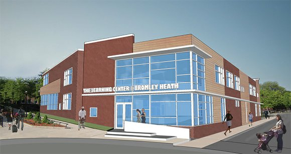 The new $16 million Learning Center under construction in the Bromley-Heath public housing development in Jamaica Plain has attained great ...