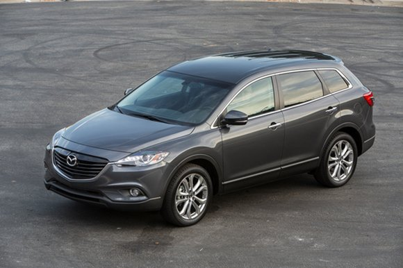 After a week-long test drive of a 2013 Mazda CX-9, a seven passenger crossover utility, it is easy to understand ...