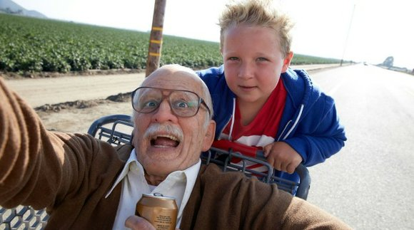 Bad Grandpa (R for profanity, crude humor, graphic sexuality, frontal nudity and brief drug use) Stunt comedy featuring hidden cameras ...