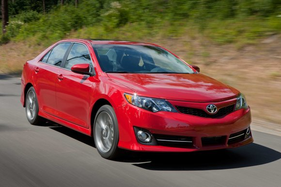 Consumer Reports magazine has dropped its coveted recommendation of the Toyota Camry family sedan, the best-selling passenger car in America, ...