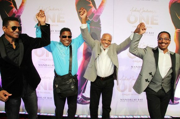 Motown founder Berry Gordy recalls that when he first signed The Jackson 5, he sent them to live in a ...