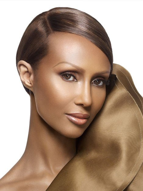 Iman is Founder and CEO of IMAN Cosmetics, Skincare and Fragrances, a beauty company that created the first cosmetics and ...