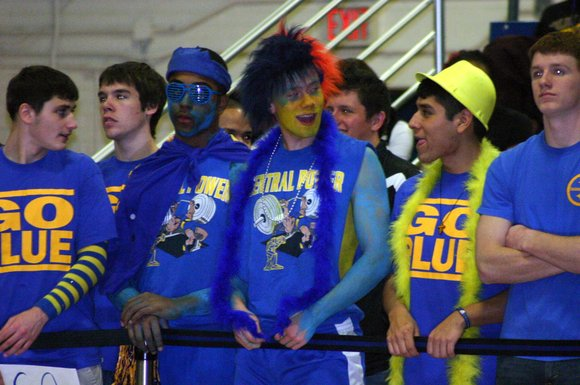 The fans of Joliet Central were given an early glimpse of just how good their team can be this year...