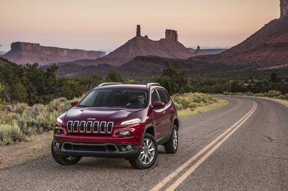 Purists are grumbling about the all new 2014 Jeep Cherokee.