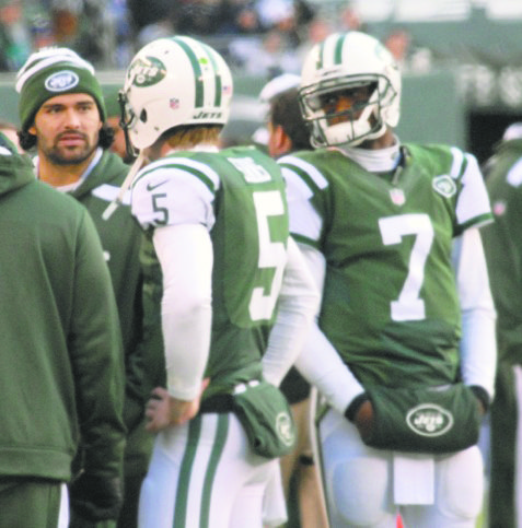 Geno Smith's benching seemed to be a forgone conclusion after a late second-quarter interception during the Jet's 23-3 loss to ...