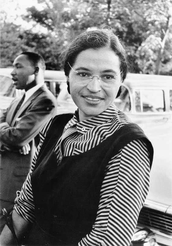 Sunday, Dec. 1 marked the 58th anniversary of the day Rosa Parks took the bold move of not giving up ...