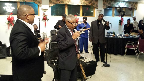 Friends and family members of retired Judge Raymond Bolden gathered in Joliet on Saturday at the Sacred Heart Church for ...