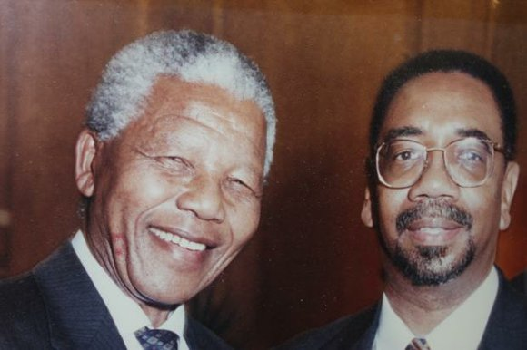 The impact of former South African President Nelson Mandela's visit to Chicago in the summer of 1993 still resonates with ...