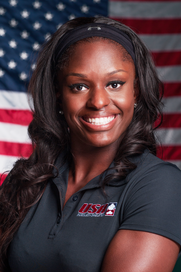 Chicago native and Olympic hopeful Aja Evans' journey to the 2014 Winter Olympics in Sochi, Russia is a testament to ...