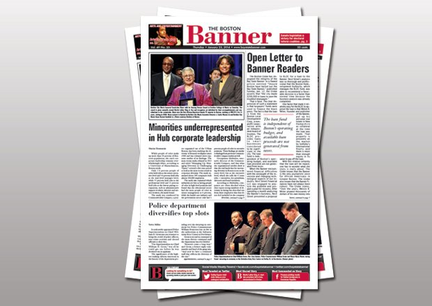 Bay State Banner : Open letter to banner readers bay state