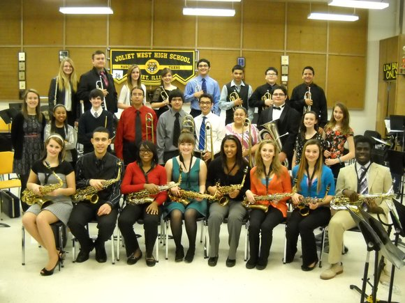 The Joliet West High School Band Boosters will host their annual spaghetti dinner from 4 to 7 p.m. Saturday, Feb. ...