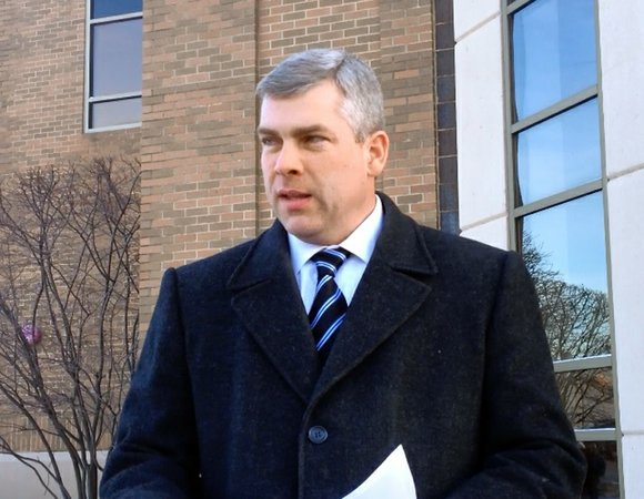 Joliet City Councilman Bob O'Dekirk on Tuesday officially through his hat into the ring to run for mayor and vowed ...