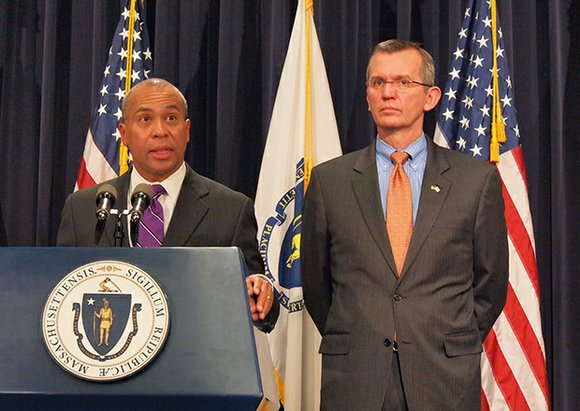 Gov. Deval Patrick is calling for increased support for education, human services and health care in his fiscal year 2015 ...