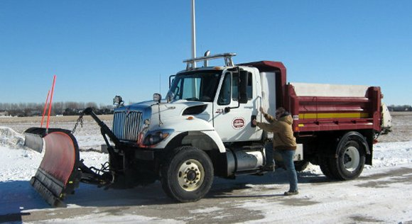 Like the snow this winter season, overtime budgets for salt and snow removal for area communities continues to pile up. ...