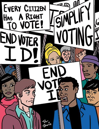 The recent decision of the Pennsylvania court to strike down the new voter ID law is inspiring. It should remind ...