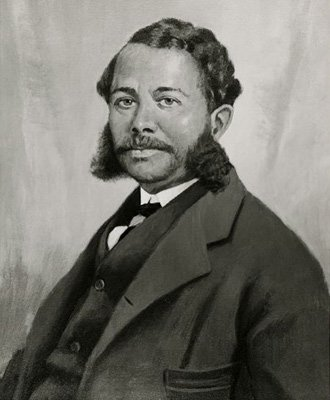 Honorable Judge George Lewis Ruffin was born of free parents, George W. and Nancy Lewis Ruffin, in Richmond, Va., on ...